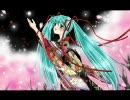 【初音ミク】桜ノRevolution【オリジナル】