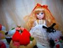 【ニコニコ手芸祭】不思議の国のアリス作ってみた【球体関節人形】