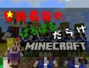【東方鉱工芸】星熊勇儀のぱるぱるだらけMinecraft - 07