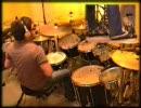 マリオドラムの人がWilliam Tellにあわせてドラムを叩いてみた