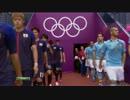 【ニコニコ動画】[ U-23 ] スペイン代表 対 日本代表 ハイライト [ ロンドンオリンピック ]を解析してみた