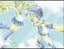 【鏡音リンAppend】夏空+おまけ【おお/振りOP】