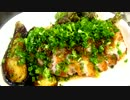 【ニコニコ動画】ネギまみれのチキンステーキ♪ ~大根おろしでさっぱりと!~を解析してみた
