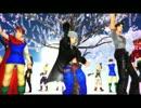 【ディシディア】589 x Spring Shower【MMDモデル配布】 thumbnail