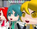 第24位:【MMD】タミフルダヨー三姉妹
