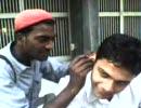 インドの耳掃除