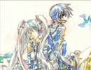 【初音ミク+KAITO】オリジナル「同じように」【FullVer】