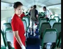 【ニコニコ動画】北朝鮮「高麗航空」イリューシン18の機内、フライト動画を解析してみた