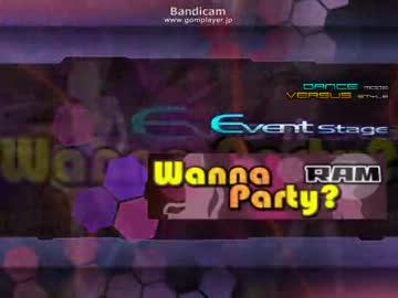 wanna party stepmania by 串刺し ゲーム 動画 ニコニコ動画