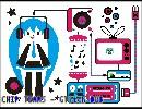 【初音ミク】 Chip Tears - Glitch DUB 【セルフリミックス】 thumbnail