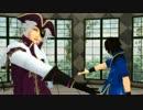 【第9回MMD杯本選】東西アニキで love letter【戦国BASARA】 thumbnail