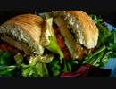 【ニコニコ動画】バジルソースのチキンバーガーを解析してみた