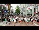 韓国のマンセー少女時代隊が竹島ダンスを踊るんだKARA