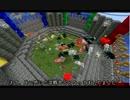 【Minecraft】大乱闘! 第3回マイクラキャラ種族間バトル【ゆっくり実況】 thumbnail