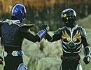 琉神マブヤー2(ターチ) 第9話 「空手のマブイストーンがデージなってる!(後編)」