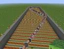 【Minecraft】ちょっと面白い遊びに本気で壮大な回路を導入してみた thumbnail