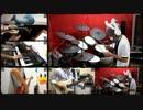 【ニコニコ動画】【求・歌&語り】緋色の風車 -Band Cover Edition-【Sound Horizon】を解析してみた
