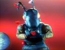 宇宙刑事ギャバン 第7話「怪物がひそむ花びらに少女は口づけした」