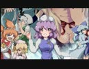 第49位:【企画】東方虫食い紙芝居リレー【白岩姫】