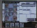 カードヒーローDS プロ7戦目 白×黒【スーパーデッキ2】