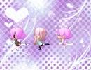 【UTAU-MMD】smooooch【桃色チョーカー】