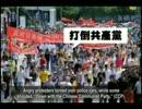 反日デモが変貌、打倒共産党の声も(新唐人テレビから)(20120917)