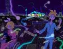 【鏡音リンレン】Os-宇宙人~深夜のコンビ
