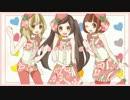 【歌ってみた】七彩ボタン【Dars,トラぬこ,nono ×】
