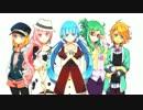 【れるりり×ゴム】MUGIC【ボーカロイドオリジナル】 thumbnail