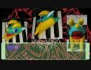 【ニコニコ動画】フェルト生地でジンオウガを作ってみた【MH】を解析してみた