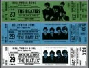 THE BEATLES - HOLLYWOOD BOWL  August 23 1964