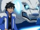 獣旋バトル モンスーノ 第2話 「勇気」