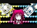 魔理沙とアリスのFlip☆Flap