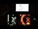【ニコニコ動画】【TENORI-ON】 cobalt 【ニコニコインディーズ/オリジナル曲】を解析してみた