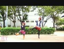 【りりり+ちゅい=】  I  ♥ を踊ってみた!【RT】