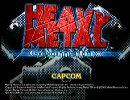 HEAVY METAL - Geomatrix - OP + プレイデモ