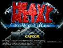 HEAVY METAL - Geomatrix - OP + プレイデモ