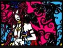 【切り絵で】 漆黒の女神 / -Liris- 【NNI】