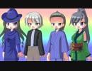 【UTAU】ゴンドラの唄【カバー曲】