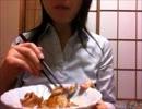 【七緒】しょうが焼きを食べました(*´ω`* )