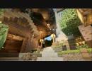 【Minecraft】衝動的に王国を建ててみた(後編)【ワールド配布】
