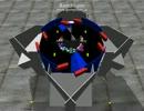 ODEでドラえもんバトルドームのシミュレーション