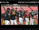 【ニコニコ動画】ベースボールクリスマス2012 アナが怒涛のごとくなんJ民のコメを拾うを解析してみた