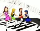 【ニコニコ動画】【MMD】アイドル達に「MUSIC♪」を踊らせてみたを解析してみた