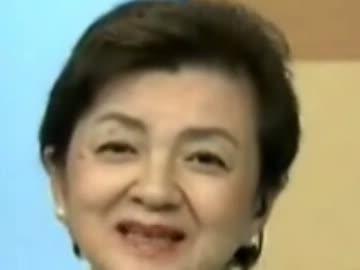 嘉田由紀子「日本は2発の原爆に...