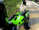 【ニコニコ動画】【ZX-7R】六甲山でフルバンク【m9】を解析してみた