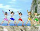 【ニコニコ動画】【MMD】DS組にデンジマンを名乗ってもらったを解析してみた