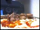 【ニコニコ動画】JUKE 初の料理配信で自慢の腕を披露するを解析してみた