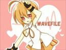 【ニコニコ動画】【UTAU連続音配布】WAVEFILE【比音チキ連続音】を解析してみた