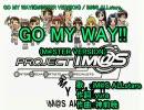 【ニコニコ動画】アイドルマスター 全員でGO MY WAY!! M@STER VERSION(カラオケ)を解析してみた